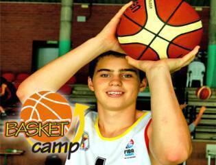 camp rialp Basket camp