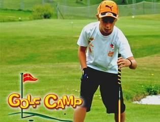 camp rialp Golf camp