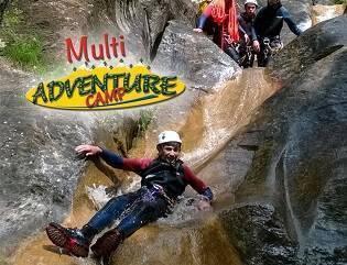camp rialp Multi Adventure camp