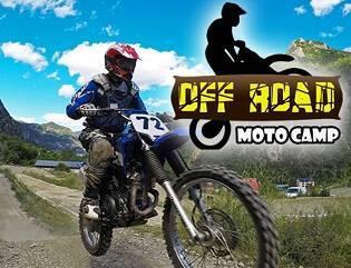 camp rialp Offroad Moto camp