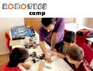 camp rialp Robotics camp