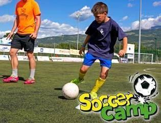camp rialp Soccer camp