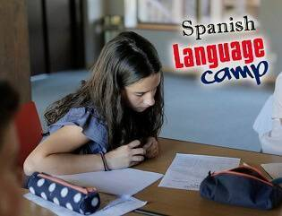 camp rialp spanish language camp