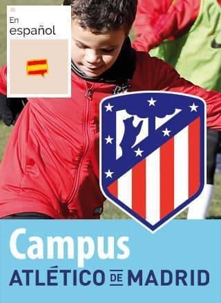 Campus de fútbol del Altético de Madrid