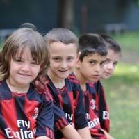 Campus Fútbol AC Milan en Roses