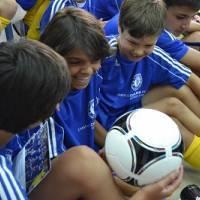 Campus Chelsea de fútbol e inglés Cantabria