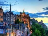 Curso de inglés en familia o residencia en Edimburgo