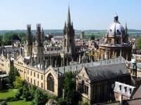 Viaje escolar a Oxford con clases de inglés