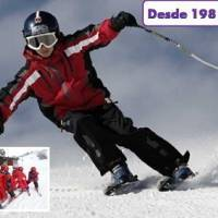 Viaje escolar de esquí al pirineo aragonés
