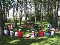 Viaje escolar naturaleza y deportes en Burgos