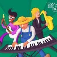 Campamento musical y de inglés granja escuela Casa del Fraile