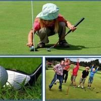 Viaje escolar multiaventura y golf en Cofrentes