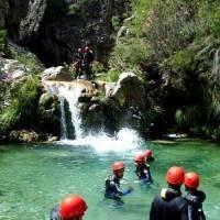 Camping Los Escullos con náutica y aventura