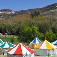 Campamentos de La Aldea Juglar en Valle del Jerte