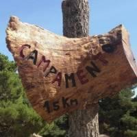 Campamento montaraz El Piélago de Ednya