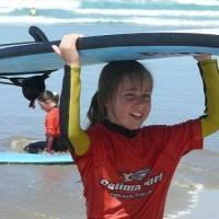 Campamentos en Lanzarote de Calima Surf School