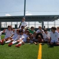 Campus Experience en Benicassim Fundación Real Madrid
