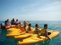 Viaje escolar con actividades náuticas de 3 a 5 días en el Mar Menor