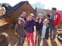 Excursión escolar a granja escuela en Albacete