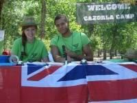 Campamento de inmersión en inglés en Cazorla de Berlitz