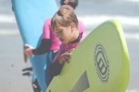 Campamento de surf con inmersión en inglés en Asturias de Berlitz
