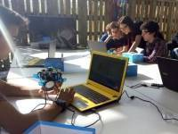 Camp Tecnológico en Santiago de Compostela