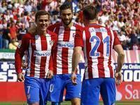 Campamento de fútbol del Atlético de Madrid en Sotogrande