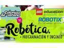 Colonias de robótica e ingenio de Eix Estels