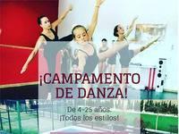 Campamento de danza UFDS