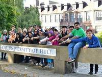 Curso de inglés certificado en Hull
