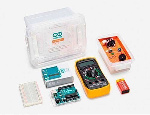 Pack Student Oficial Arduino
