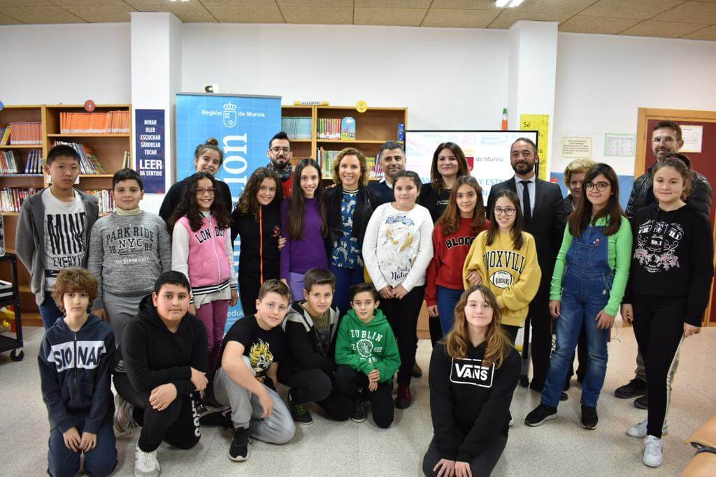 Campamentos Inmersion Linguistica Murcia 2019