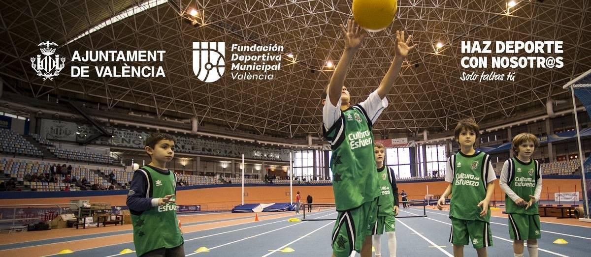 Escuelas Deportivas de Verano 2018 de la FDM Valencia