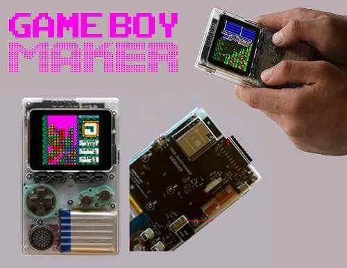 Game Boy Maker