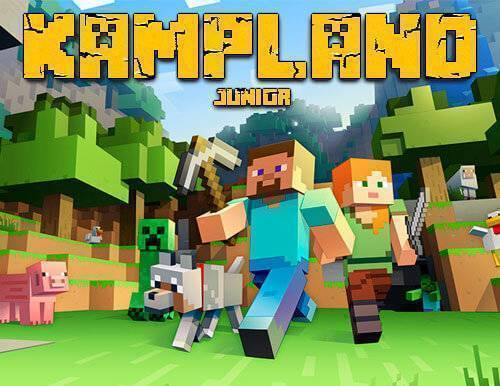 Minecraft KampLand (Junior)