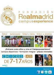Campus de fútbol del Real Madrid