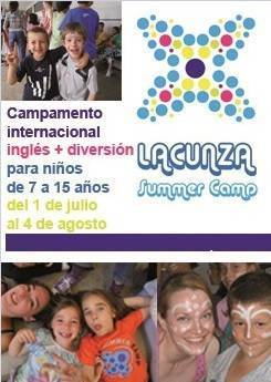 Lacunza Summer Camp