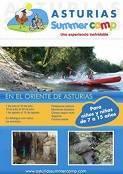 Asturias Summer Camp
