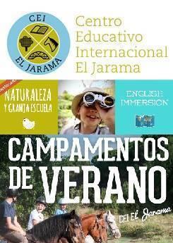 Campamentos de CEI El Jarama