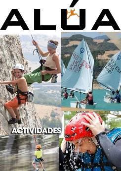 Campamentos y actividades de alúa turismo activo