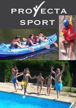 Campamentos de Proyecta Sport