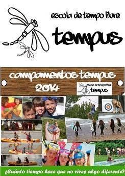 Campamentos de la Escola de Tempo Libre Tempus