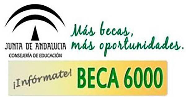 beca 6000 2018-2019