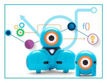 camp tecnologico retos de robotica con Dash