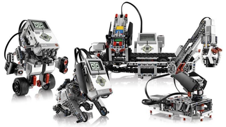camp tecnologico retos de robotica con mindstorm