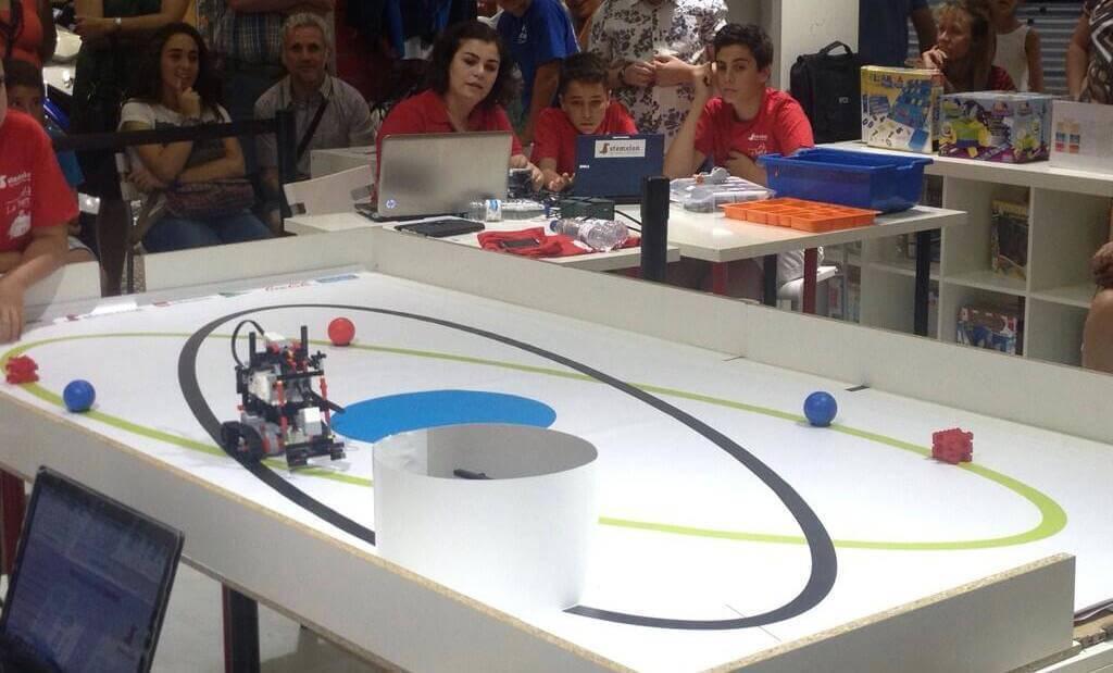 camp tecnologico world robot olimpiad