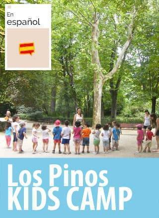 campamento los pinos kids camp