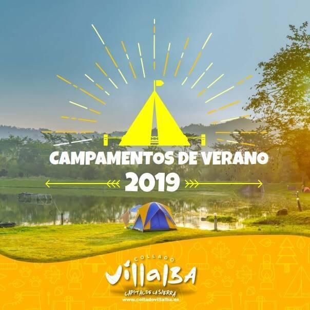 campamentos de verano 2019 ayuntamiento de collado villalba