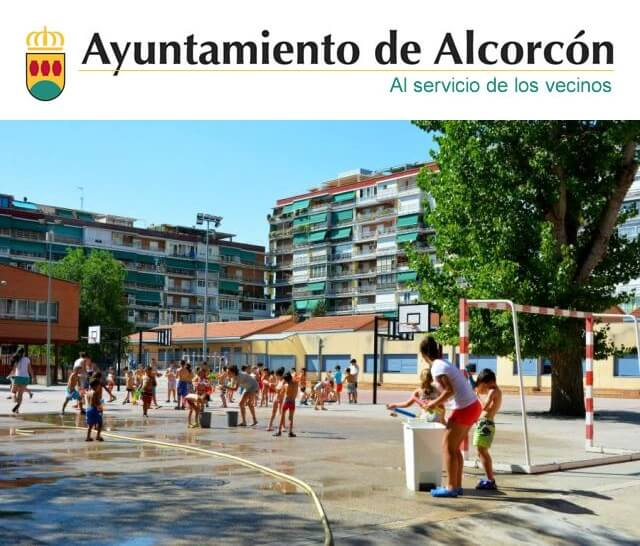 campamentos de verano 2019 del ayuntamiento de alcorcon