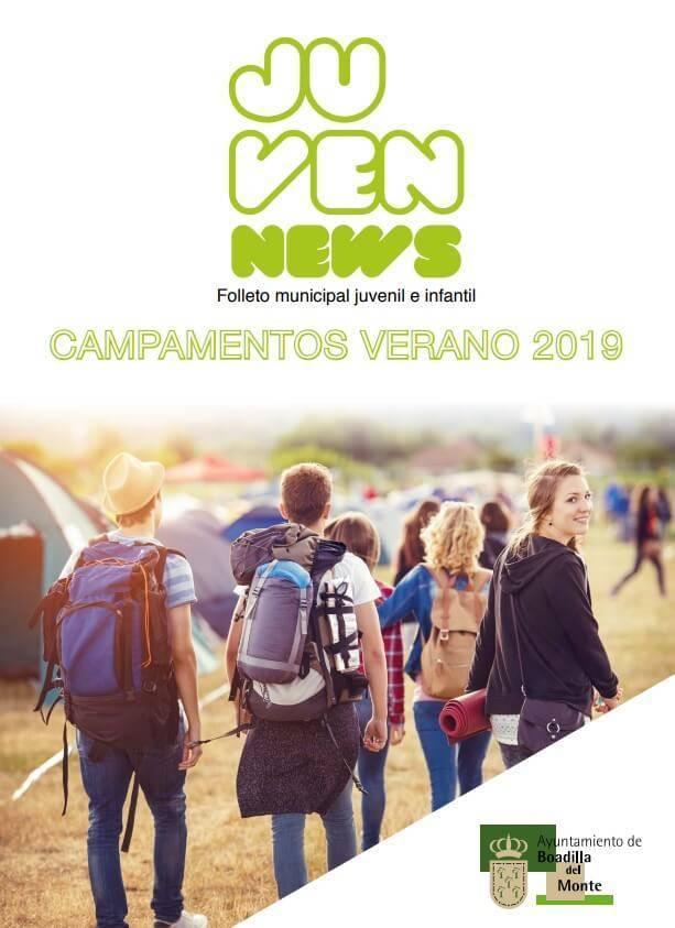 campamentos de verano 2019 del ayuntamiento de boadilla